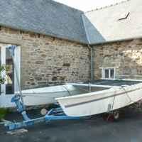 Catamaran Prindle 16 à Quemper-Guézennec, Bretagne Nord